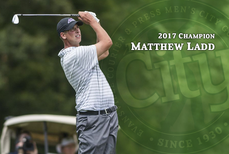 Matthew Ladd - 2017 City Champion
