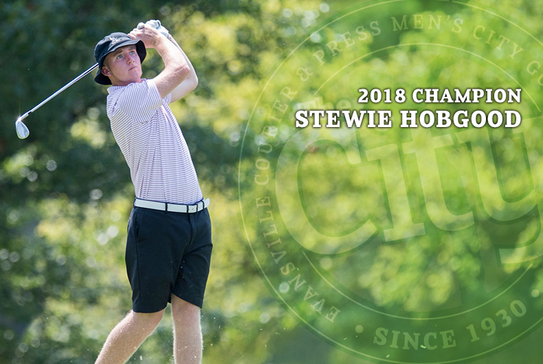 Stewie Hobgood - 2018 City Champion