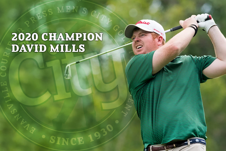 David Mills - 2020 City Champion